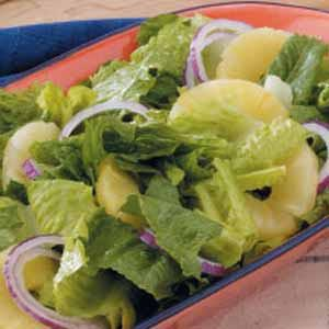 Pineapple Salad Recipe
