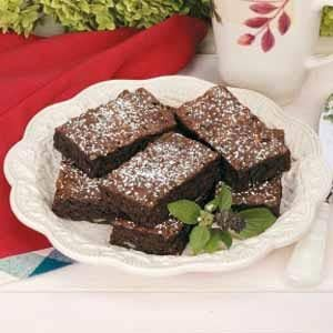 Makeover Moist Fudgy Brownies Recipe