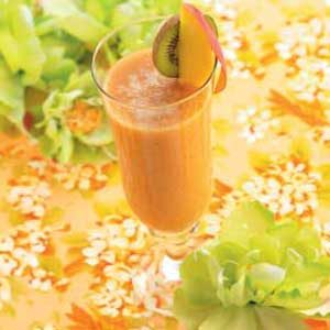 Tropical Fruit Drink Recipe