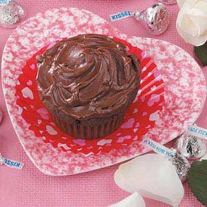 Secret Kiss Cupcakes Recipe