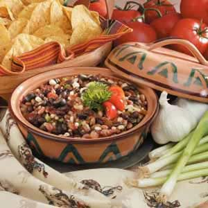 Zesty Black-Eyed Pea Salsa Recipe