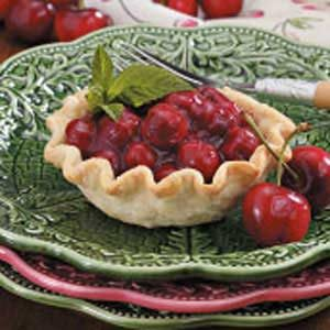 Cherry Tarts Recipe