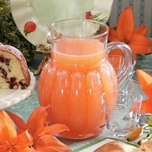Ginger Ale Citrus Cooler Recipe