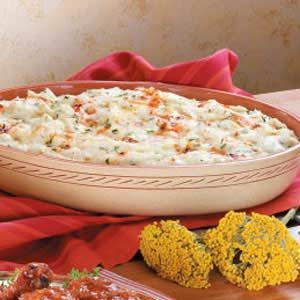 Cream Cheese Potatoes Recipe