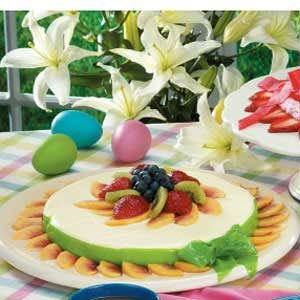 Bavarian Cream Bonnet Recipe