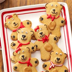 Peanut Butter Bears Recipe