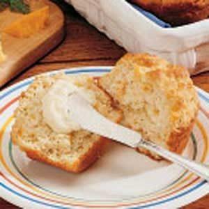 Cheddar Dill Muffins Recipe