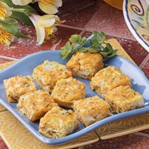 Artichoke Nibbles Recipe