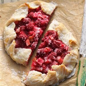 Rustic Fruit Tart Recipe