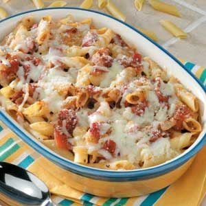 Tomato N Cheese Pasta Recipe