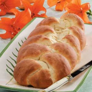 Sour Cream Yogurt Braid Recipe