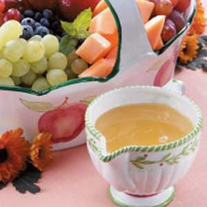 Citrus Fruit Salad Dressing Recipe