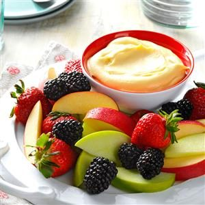 Creamy Caramel Dip Recipe