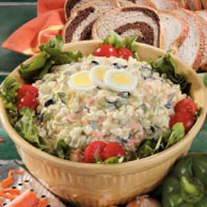 Egg Salad for a Crowd Recipe