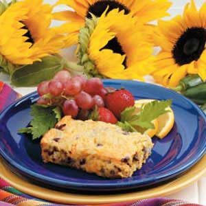 Beefy Corn Bread Casserole Recipe