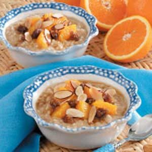 Fruited Oatmeal Recipe