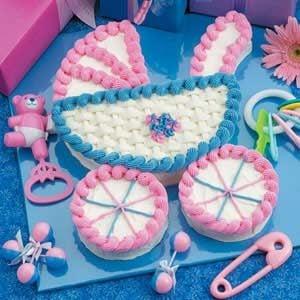 Baby Buggy Cake Recipe