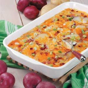 Elegant Scalloped Potatoes