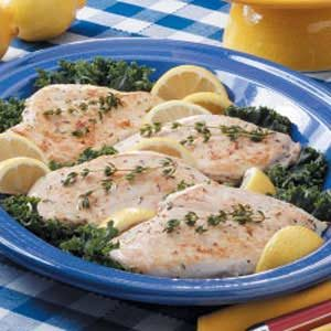 Easy Lemon Herb Chicken