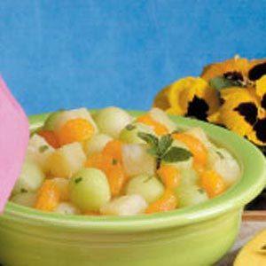 Honeydew Fruit Salad Recipe