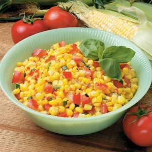 Corn Tomato Salad Recipe