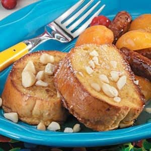 Macadamia French Toast Recipe