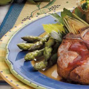 Seasoned Asparagus Recipe