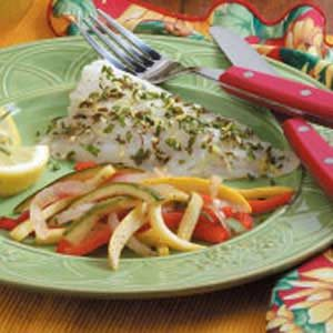 Microwaved Cod Recipe