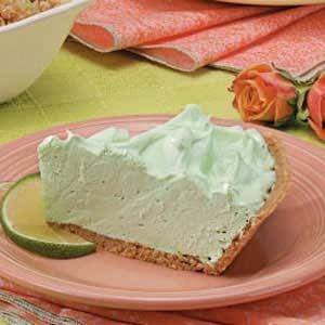 Fluffy Lemon-Lime Pie Recipe