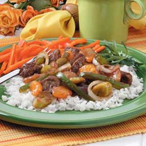 Cantonese Beef Recipe