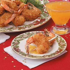 Easy Coconut Shrimp Recipe