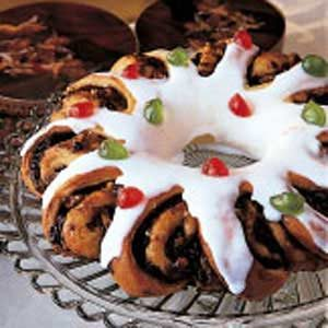 Christmas Wreaths Recipe  Taste of Home