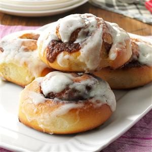 Best Cinnamon Rolls Recipe