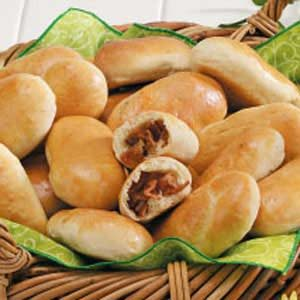 Bacon Buns Recipe