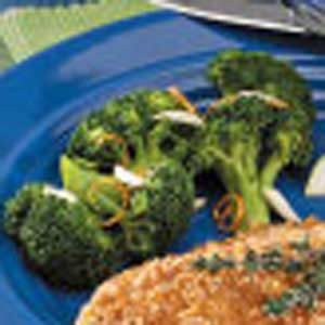 Orange Broccoli Recipe