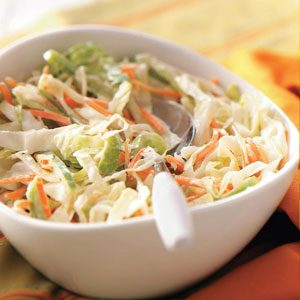 Creamy Slaw Recipe
