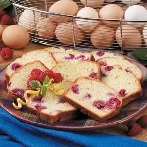 Raspberry Loaf Photo