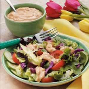 Smoky Thousand Island Salad Dressing Recipe