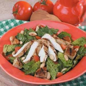 Italian Grilled Chicken Salad