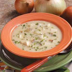 Creamy Chicken Potato Soup Recipe