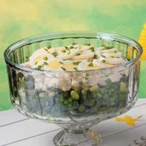 Peas 'N' Bean Salad Recipe