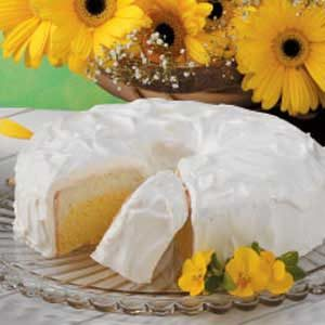 Best Daffodil Cake Recipe