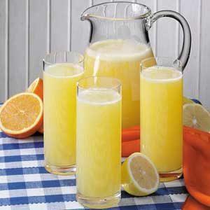 Sparkling Citrus Punch Recipe
