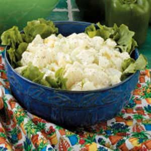 Celery Seed Potato Salad Recipe