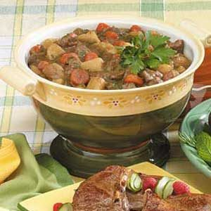Great Traditional Lamb Stew Recipe.