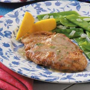 Chicken with Lemon Sauce Recipe
