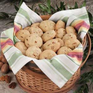 Flying W Pecan Cookies Recipe