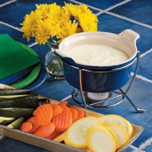 Hot Cheese Dunk Recipe