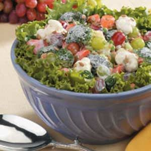 Fruited Floret Salad Recipe
