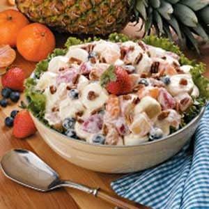 Favorite Marshmallow Fruit Salad Recipe